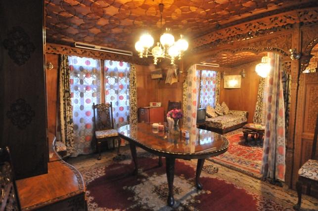 Kashmir - Vacanza rilassante (3/4)