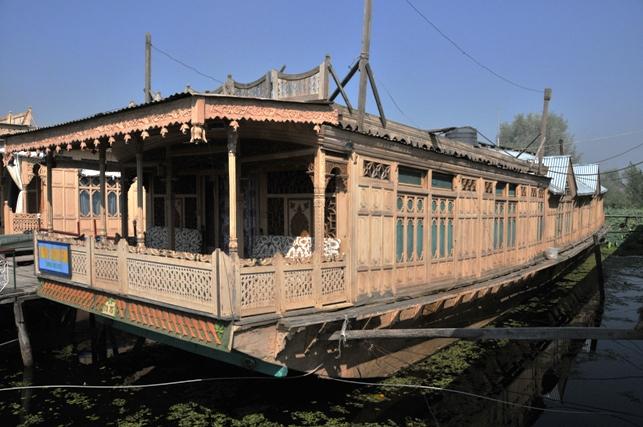 Kashmir - Vacanza rilassante (1/4)