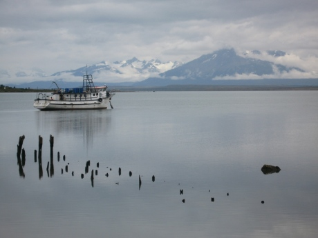 Puerto Natales reale