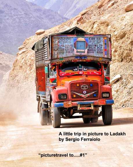 fotolibro Ladakh