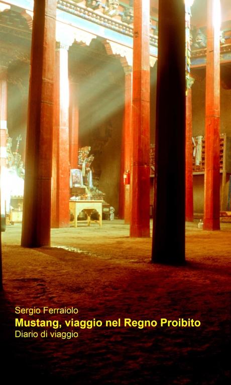 Un monastero a Lo Mantang