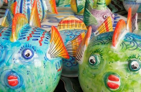 Pottery  Solimene Vietri