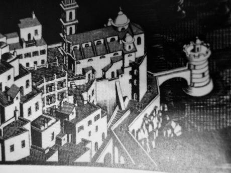 Atrani by Escher