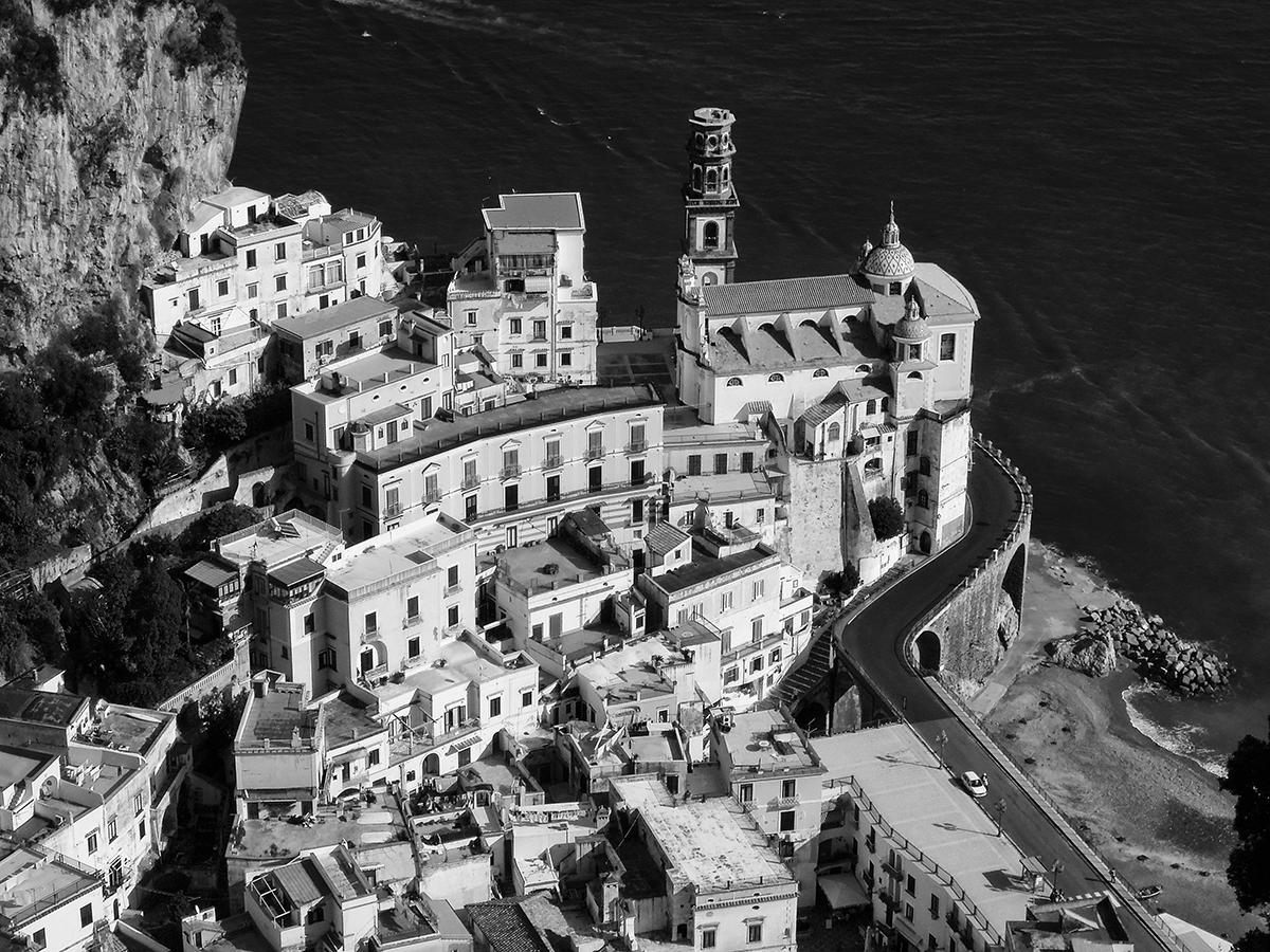 Atrani ed escher sergioferraiolo for Escher metamorfosi