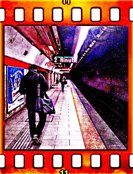 August in Metro