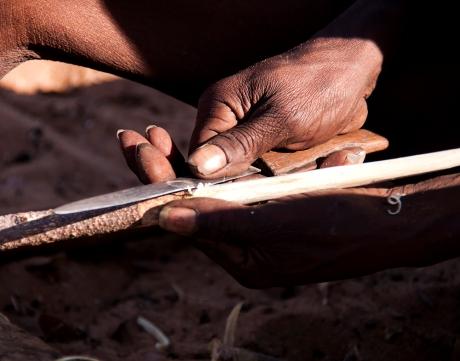 ..tagliare il legno