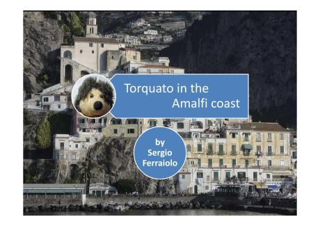 Torquato in the Amalfi Coast
