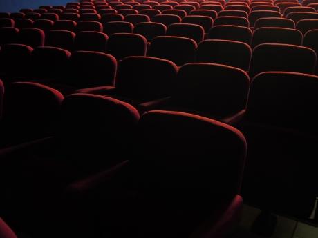 cinema vuoto