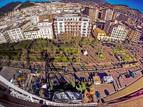 Ruota panoramica a Salerno