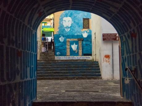 murale a Salerno 1