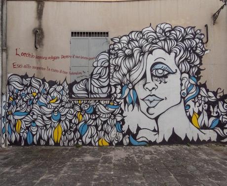 murale a Salerno 2