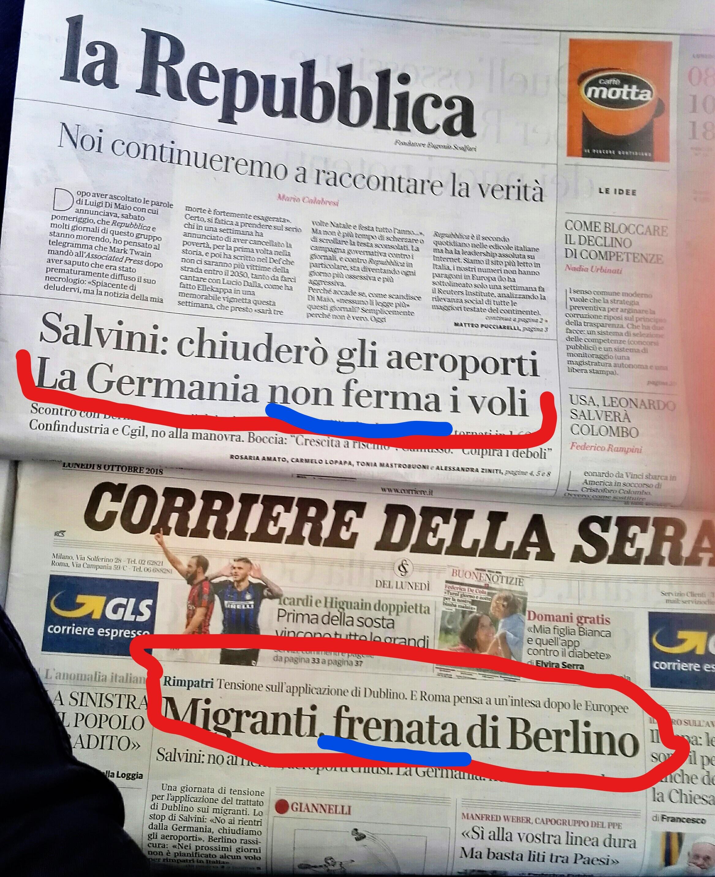 germania giornali
